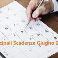 Scadenze Giugno 2019