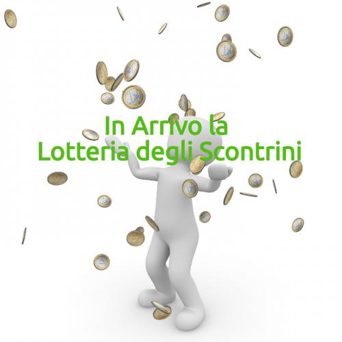 In Arrivo la Lotteria dei Corrispettivi